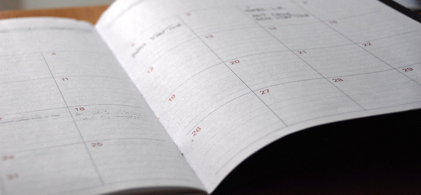 Plan your content with a Content marketing calendar